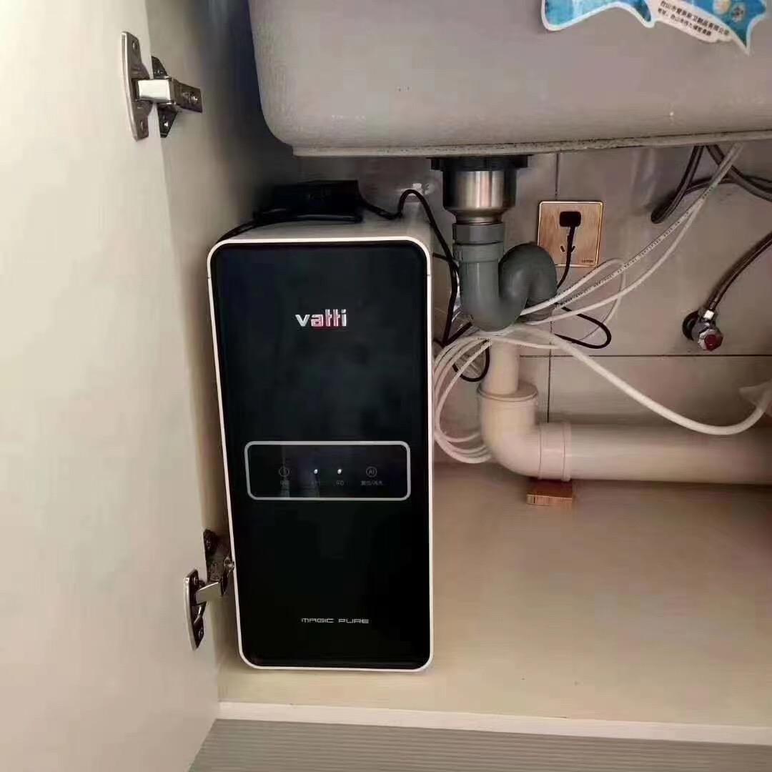 华帝净水V18旗舰款,每一杯水都产自于上一秒