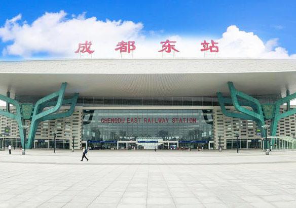 成都火车东站-----四川H型钢