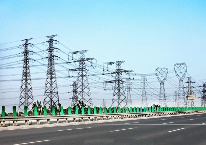 中国电网----四川角钢