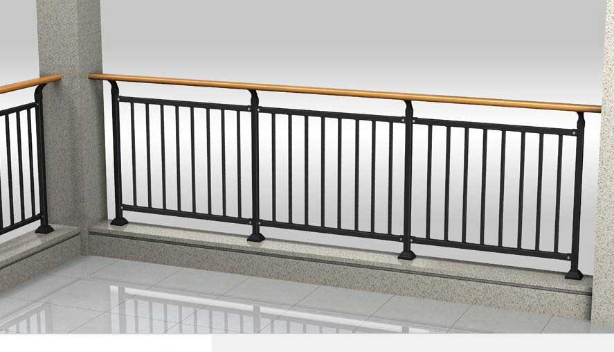 成都铁艺栏杆施工时需做好哪些事情?