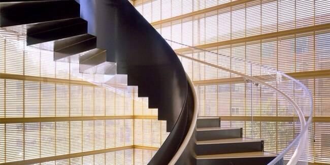 绵阳旋转楼梯