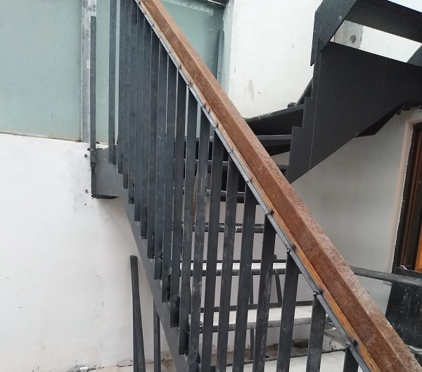 四川铁艺楼梯扶手
