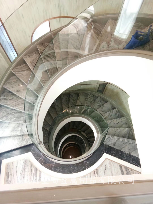四川玻璃楼梯
