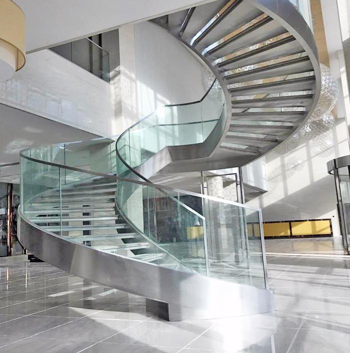 四川钢结构楼梯厂家