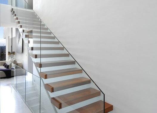重庆玻璃楼梯