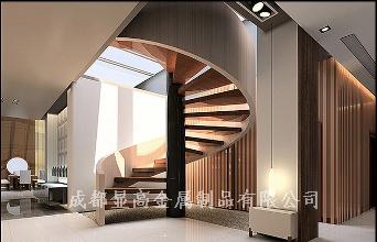 四川工程楼梯