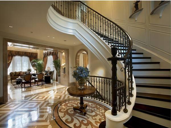 亲们,你知道成都旋转楼梯该怎么设计呢?