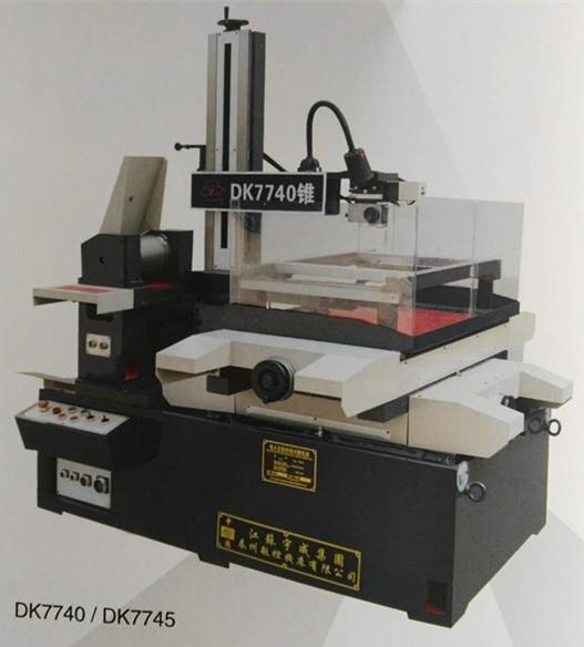 怎么改善四川快走丝机床的切割光洁度