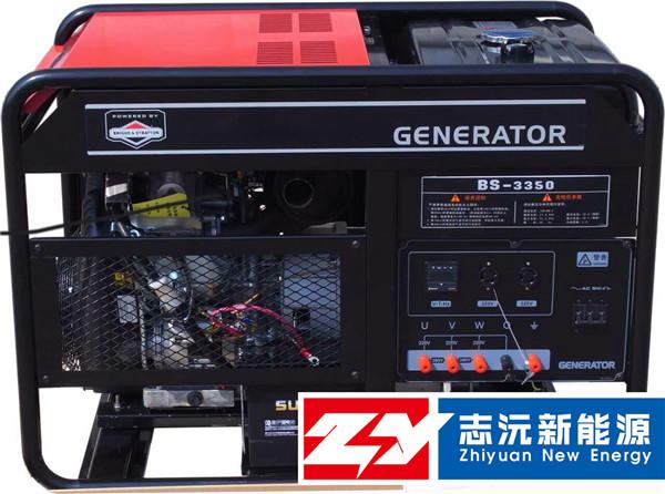 四川发电机