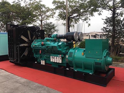 成都发电机组厂家教你保养柴油发电机组