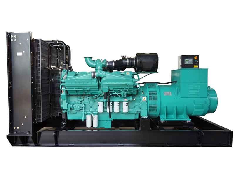 成都发电机组浅谈发电机组异常振动的防止和处理