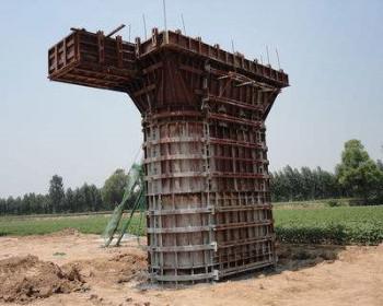 桥梁墩柱模板