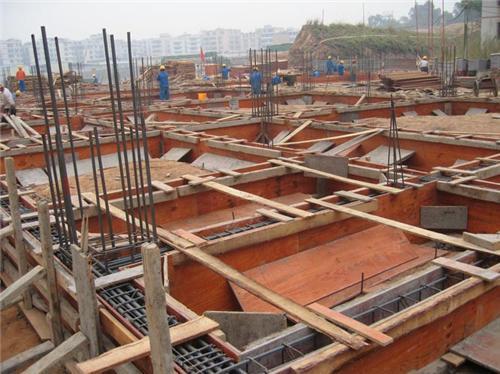 遵义建筑模板分类
