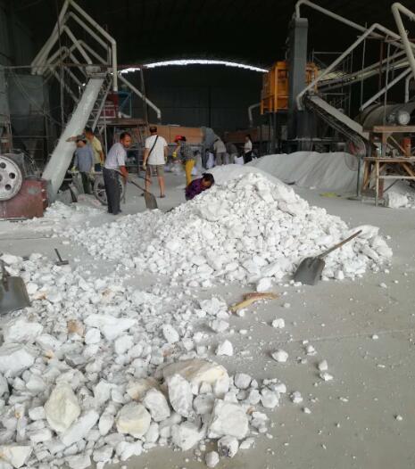 陕西石英砂生产厂