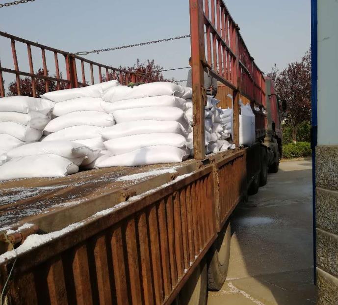 杰力是给合作伙伴配送石英砂的西安石英砂厂家