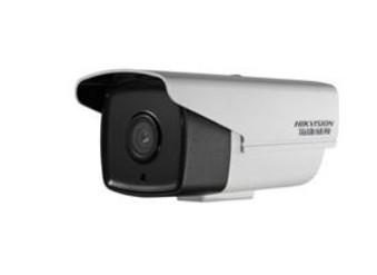 海康 H265 500万筒枪型网络摄像机