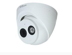 大华 高清(400万)红外海螺半球型网络摄像机