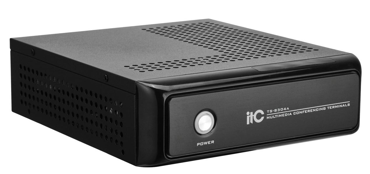 ITC-多媒体会议终端主机 TS-8304B1/TS-8304B2