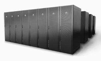 华为-OceanStor 18510F/18810F V5高端智能全闪存存储系统