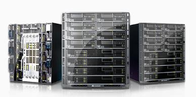 华为-FusionServer E9000融合架构刀片服务器