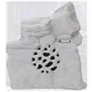 迪士普-DSP640 石头形草地音箱