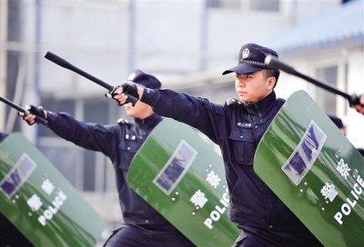2019年至2022年在全国公安机关开展全警实战大练兵