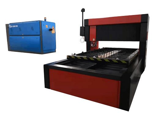 如何选购一台好的金属光纤激光切割机