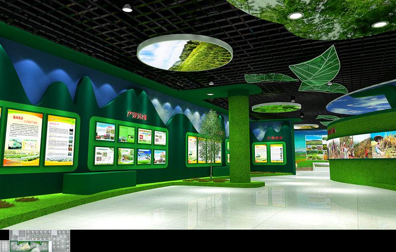 徽县苗木展厅