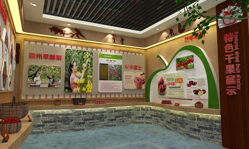 陕西展厅陈列工程