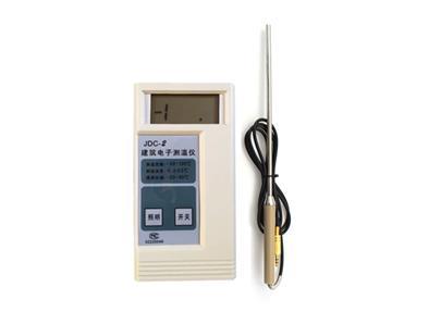 建筑电子测温仪