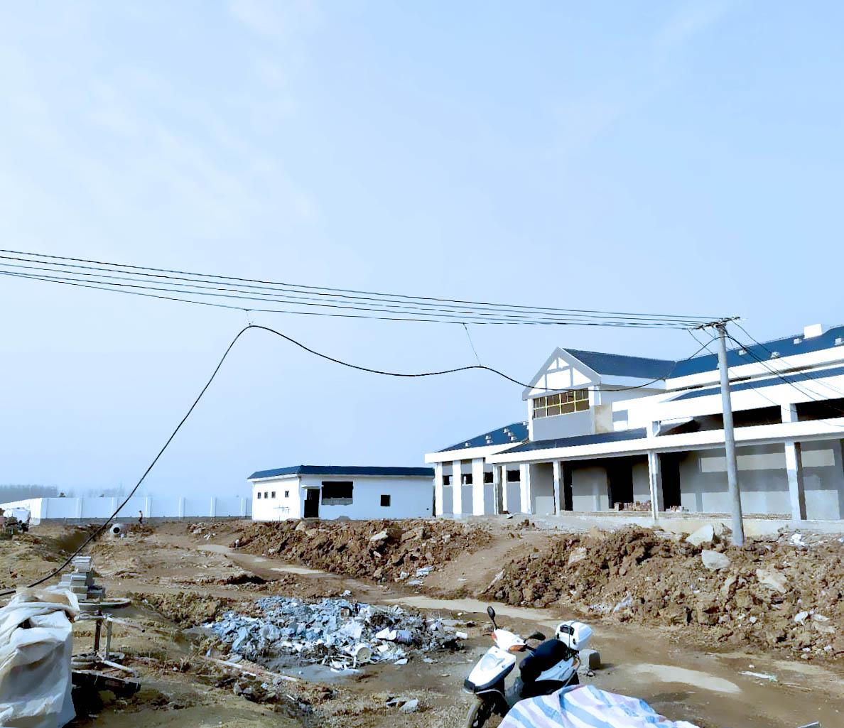 孝感内外墙腻子粉—孝仙洪高速应城服务区