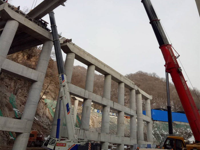 陕西桥梁吊装施工