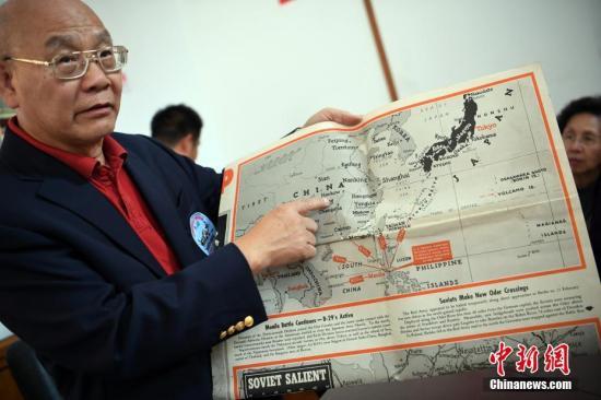 洛杉矶华人向昆明博物馆捐赠飞虎队文物获表彰