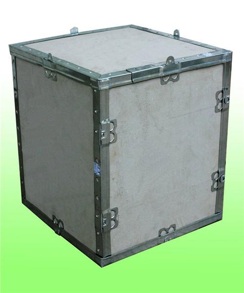 鄭州鋼帶木箱案例
