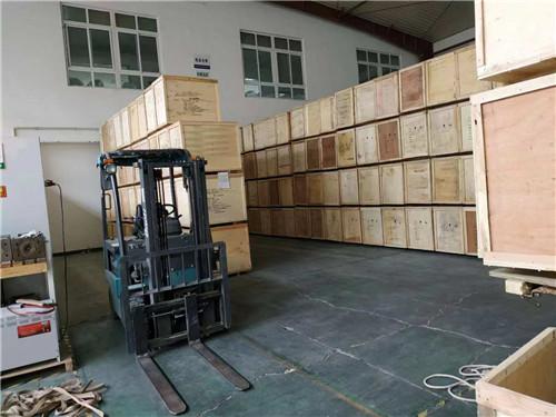鄭州木包裝箱產品案例