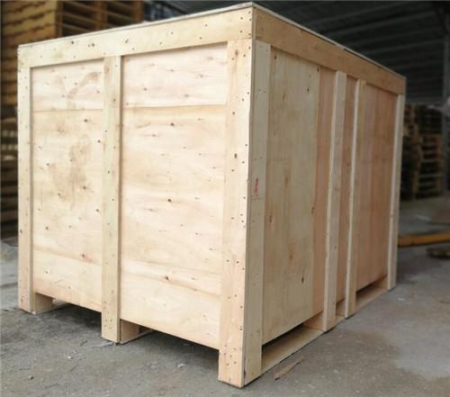 鄭州木包裝箱