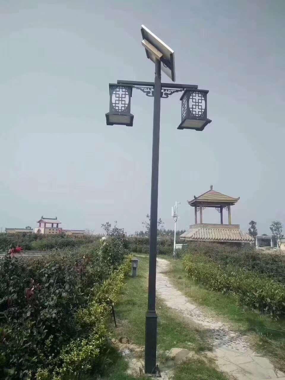 四川景观灯厂家为您介绍关于太阳能景观灯的优势