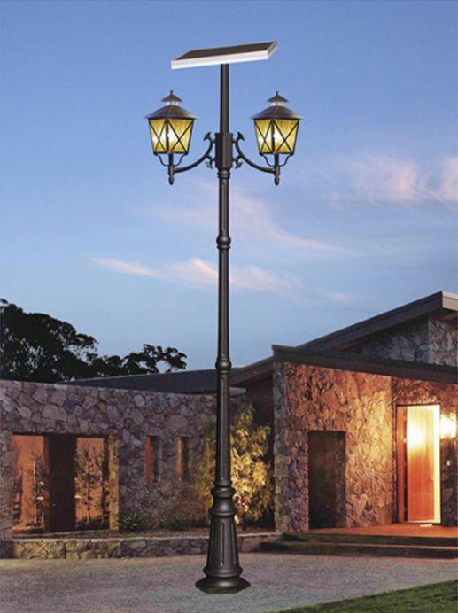 福瑞斯照明给大家介绍四川太阳能路灯照亮你的夜晚