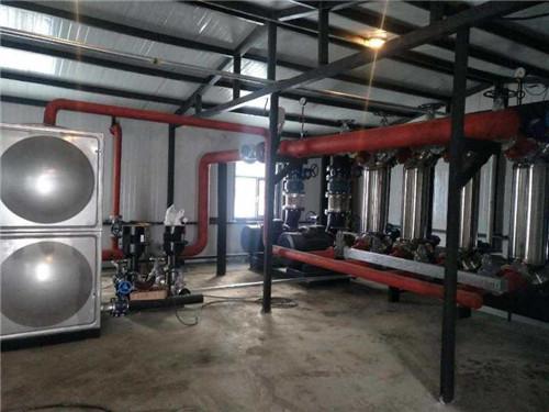 电锅炉生产试验车间