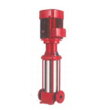 立式多级消防泵