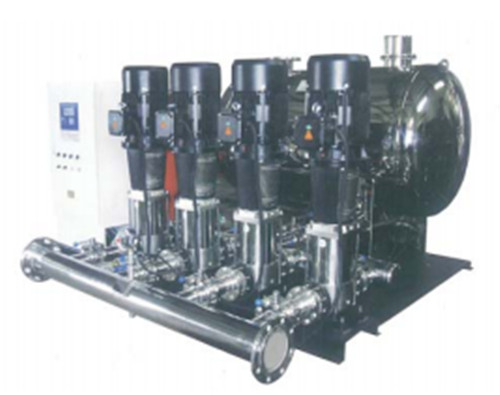 智能罐式压(无负压)供水设备