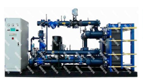 FHYD水水热交换机组