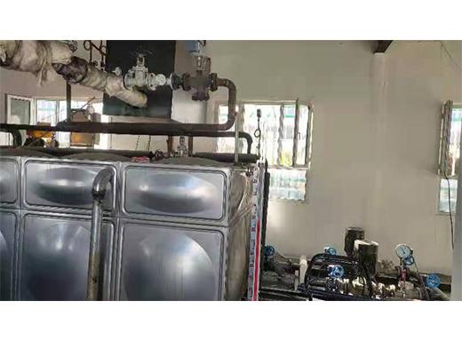 新疆钵施然智能农机股份有限公司300人节能汽水洗浴机组