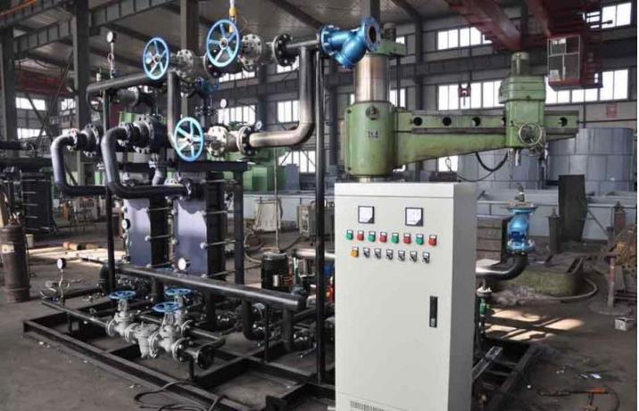 蒸汽换热器原理、分类、优点与操作规程(下)