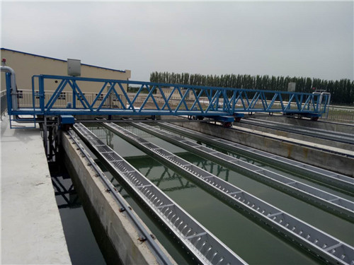 新疆给水厂运营