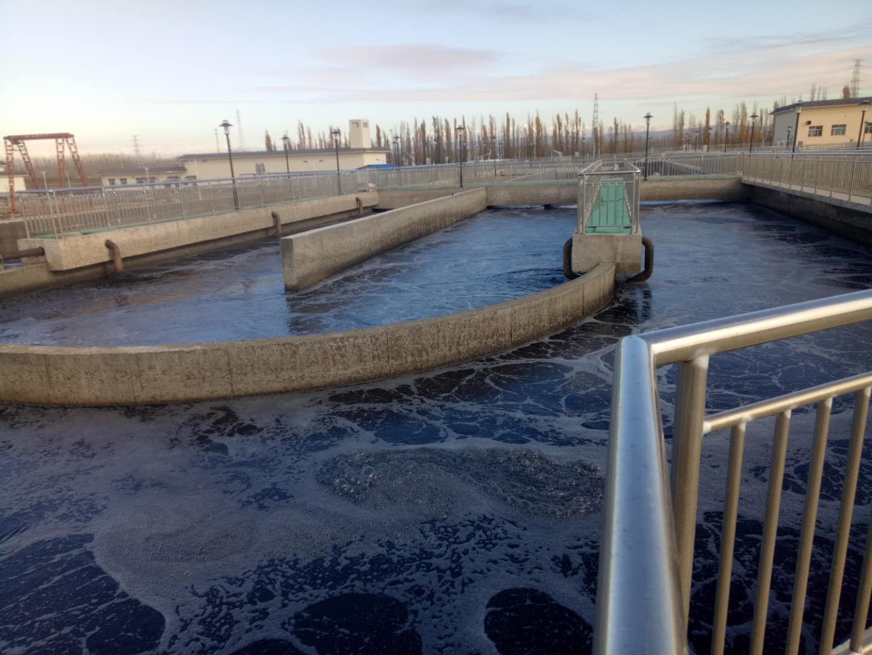 新疆污水厂运营