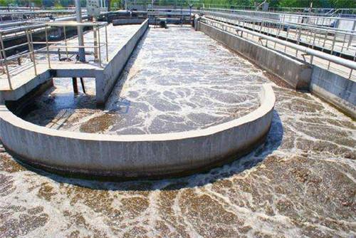 新疆生产建设兵团第二师三十四团污水处理工程