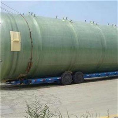河南玻璃钢化粪池厂家的成功案例
