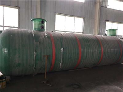 河南玻璃钢化粪池厂房企业相册