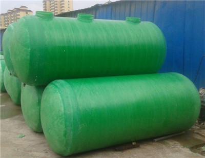 玻璃钢化粪池使用的时候需要注意哪些问题?